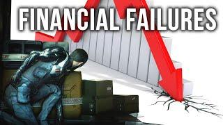 5 Best RECENT Games That Were FINANCIAL FAILURES
