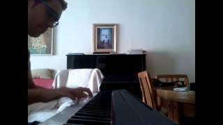 La Raiz: Entre Poetas y Presos (piano cover)