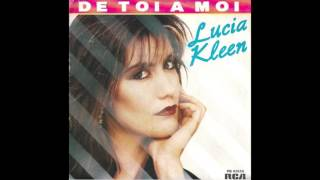 Lucia Kleen - De toi a moi (synth disco, France 1985)