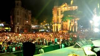 Elba Ramalho canta Frevo Mulher na Abertura do Carnaval do Recife 2015