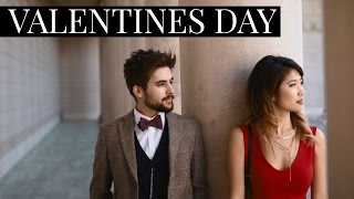 Valentines Day Outfit Ideas | feat. FashionByAlly | Mens Fashion 2016