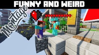 SkyWars - Funny & Weird Moment !!