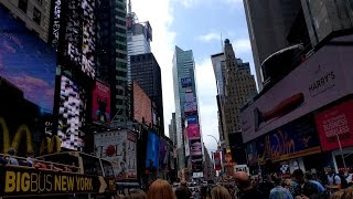 Midtown Manhattan walking tour with Free Tours by Foot (New York City, USA)