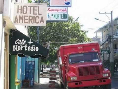 Dominican Republic, Costa Rica, Nicaragua '01