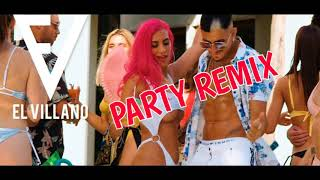 PARTY REMIX - EL VILLANO  ✘ MARCOSMIX  ✘ RODRIDJ