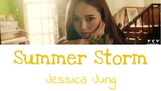 Jessica Jung - Summer Storm (Han/Rom/Eng Lyrics)