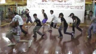 P.Diddy ft. keyshia cole - Last Night@KPOP dance academy