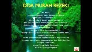Doa Mohon Murah Rezeki