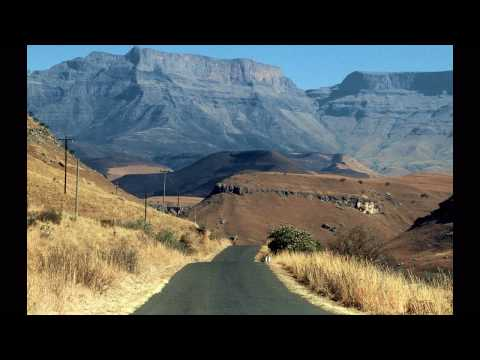 South Africa : Loop drive in northeast