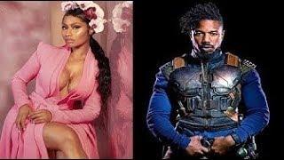 Nicki Minaj Vs Michael B Jordan Perfect For Each Other