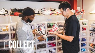 Australia's Michael Fan Shows Off One of the Most Insane Sneaker Collections Ever Seen   iCollect