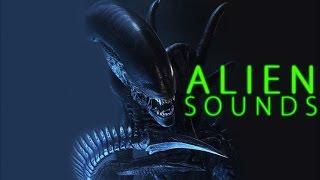ALIEN Sound Effects (Звуки из Чужого)