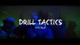 "1011 / Headie One Type Beat ""Drill Tactics""   UK Drill Instrumental 2018"