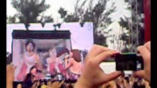 Quisiera saber - LOS DANIELS y NATALIA LAFOURCADE - Vive Latino 2011