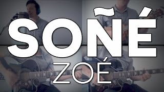 Soñé Zoé Tutorial Cover - Guitarra [Mauro Martinez]