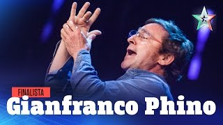Gianfranco Phino, monologo jazz