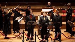 3 Countertenors, Live Baroque at the Concertgebouw
