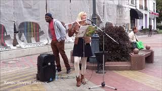 DESPOSITO на флейте! Brest! Street! Music!