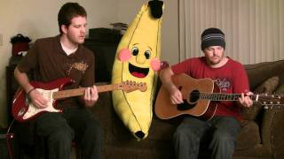 Creedence Clearwater Revival (CCR) cover - Lodi, with giant banana