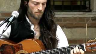 Estas Tonne performing in Verona (Italy, 2013)
