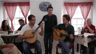 "Helder Moutinho ""O Que Sobrou da Mouraria"" Live in Lisboa"