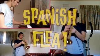 Spanish Flea - Herb Alpert & The Tijuana Brass (Trumpet + Piano cover)