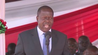 Dr. Fred Matiang'i - Message to SDA Church