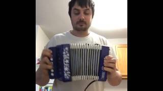 Come sail away accordion version