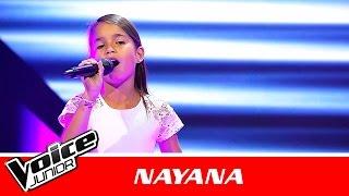 "Nayana | ""Crazy In Love"" af Beyoncé | Blind 3 | Voice Junior Danmark 2016"