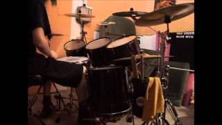 Cannibal Corpse - Devoured By Vermin - Drum Cover