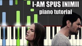LOURDES si Catalin Ciuculescu - I-am Spus Inimii [Piano Tutorial] by Betacustic