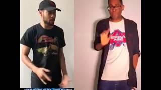 Crazy Train Beatbox Rap w/ #VerbalAse  #RonAlien