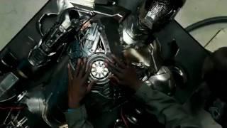Iron man 2- Shoot to Thrill