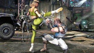 Brutality Bomba-Relógio da Sonya Blade: Mortal Kombat X