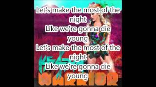 ke$ha Die Young Lyrics