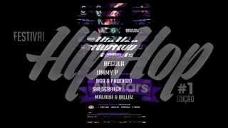 Hip Hop All Stars - Nga & Prodigio  #PROMO