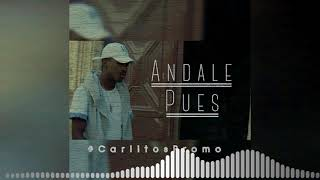 Wildey Ft. Claudia - Andale Púes (Audio Oficial)