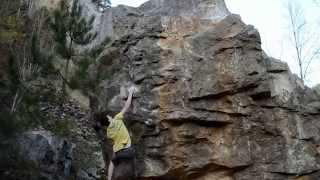 Du bloc dans le Tarn #2 - Dourgne