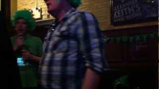 Wack MC's - Milli Vinilli (live in Strathroy, On on St. Patty's Day)