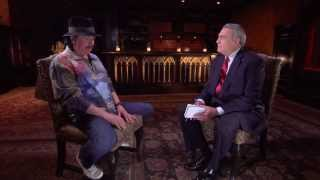 The Big Interview - Carlos Santana Clip #1