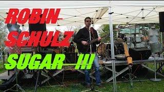 Robin Schulz Sugar (acoustic COVER)