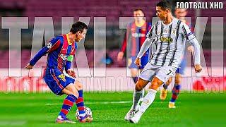 Cristiano Ronaldo VS Lionel Messi 2019 ● DJ Snake - Taki Taki | Skills & Goals | HD