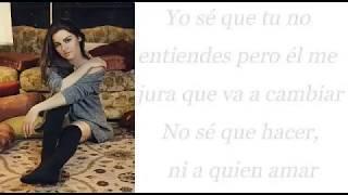 "Maite Perroni""Loca""(Feat. Cali & EL Dandee)""Letra"""