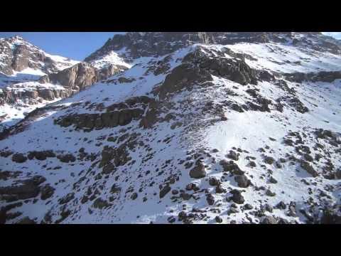 Climbing Mt Toubkal