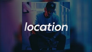 """Location"" Trap Soul Instrumental RnB 