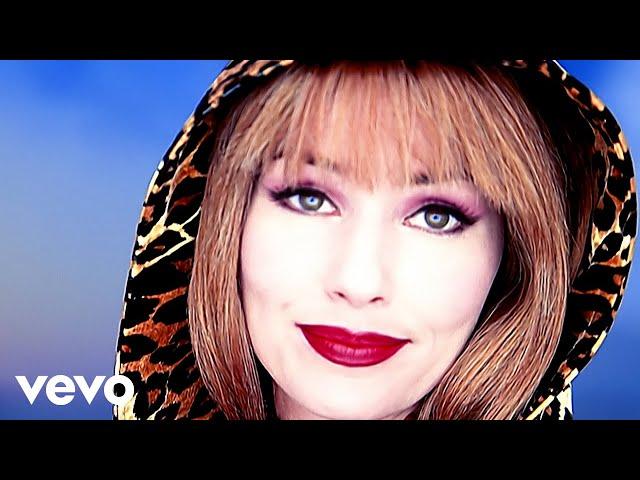 """Vídeo oficial de """"That Don't Impress Me Much"""" de Shania Twain."""