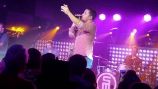 Scotty McCreery Trouble With Girls live at Kanza Hall 2016