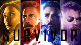 Avengers Infinity War || Survivor