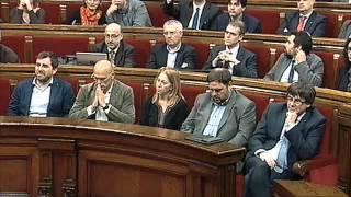 Lluís Llach: 'No tenim por perquè ens mou la convicció'