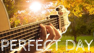 (Lou Reed) Perfect Day (solo guitar fingerstyle)